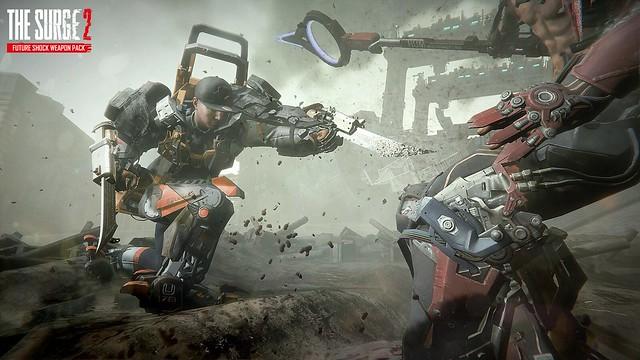 TheSurge2_FutureShock_WeaponPack_02