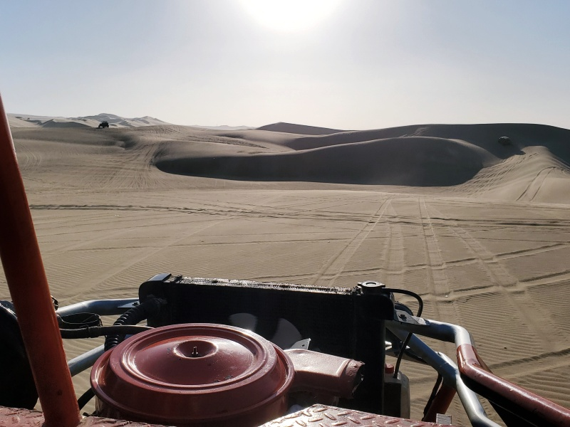 Huacachina sand buggy tour