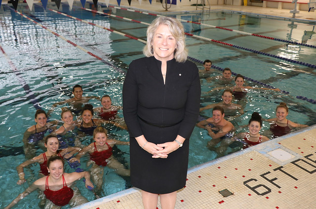 Alumna Dr. Elizabeth Cannon supports Campaign for Acadia