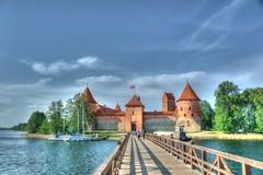 Trakai castle (Lituania - Lithuania)