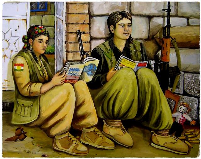 Kurdistan ....  Pray for peace