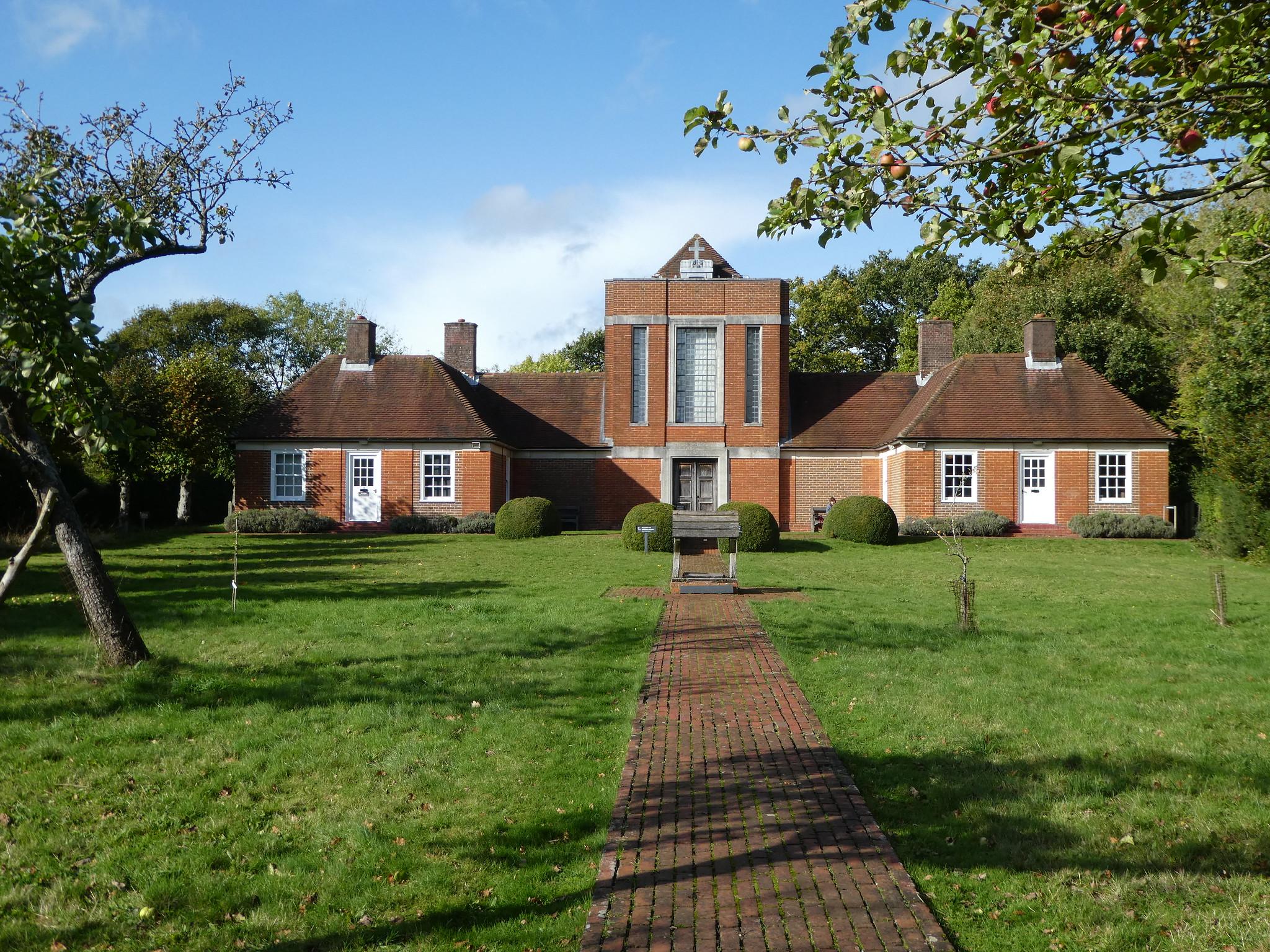 Sandham Memorial Hall, Burghclere