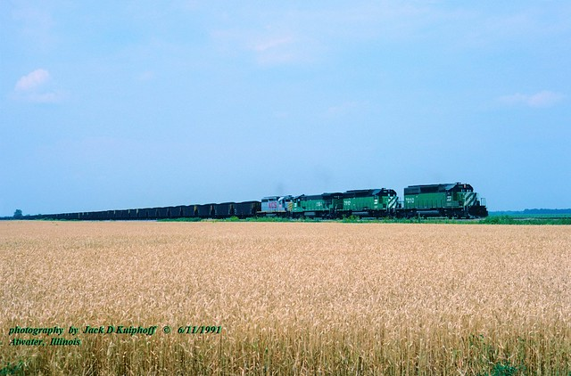 (SEE & HEAR)---BN 7010, Atwater, IL. 6-11-1991