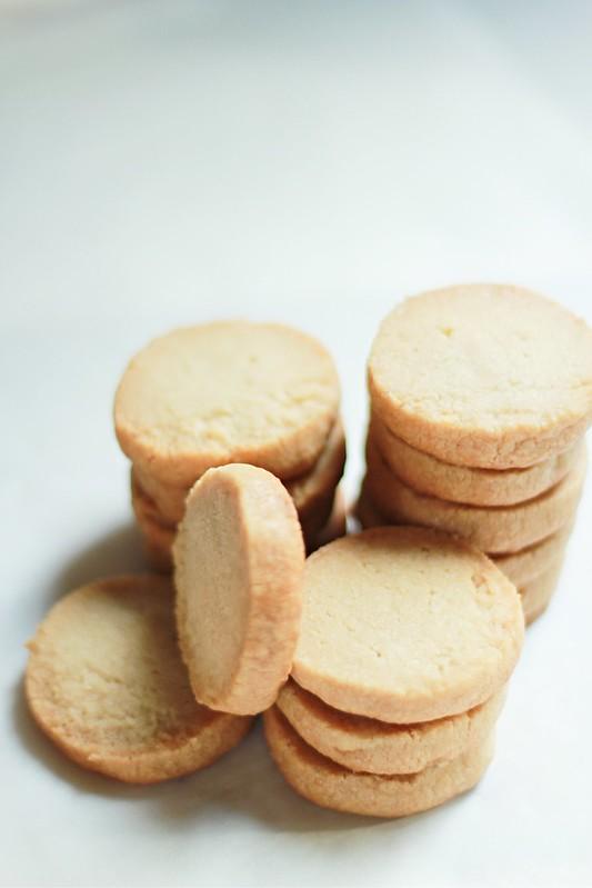 Almond Shortbread 1