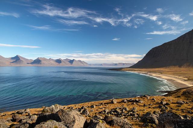 Brimnes View, Arnarfjordur