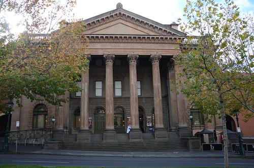 victoria heritage historic australia architecture bendigo artgallery