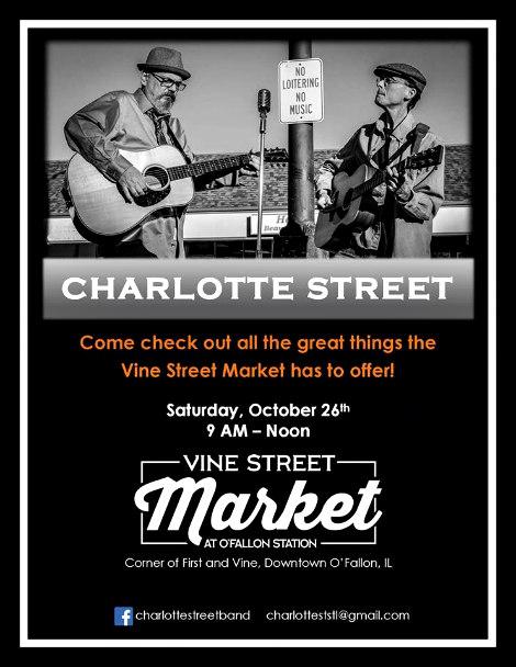 Charlotte Street 10-26-19