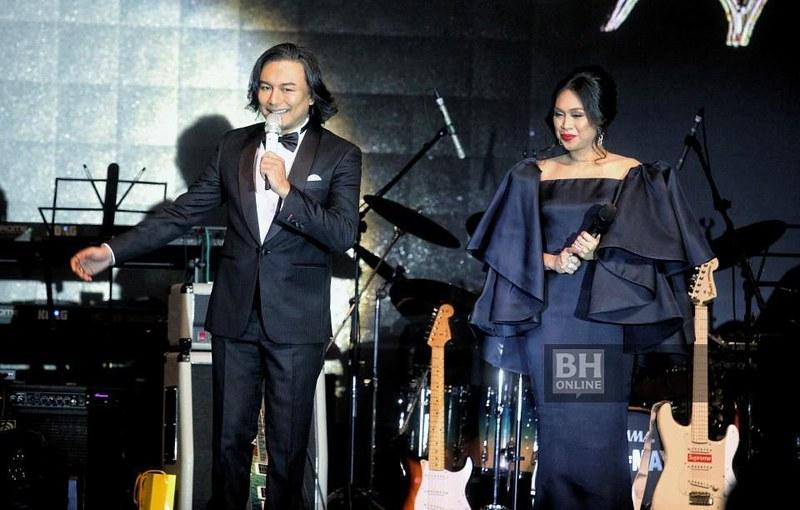 Anuar Zain & Dayang Nurfaizah Mahu Rakam Lagu Duet