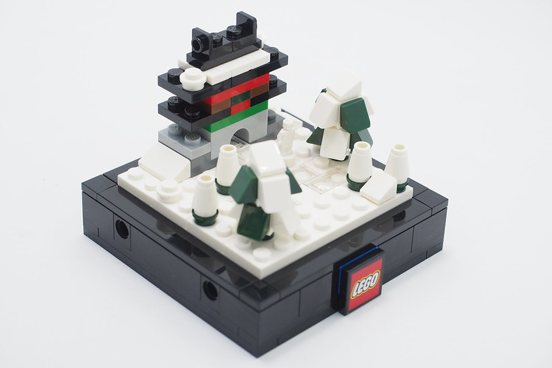 Review: Toys 'R' Us LEGO Bricktober Winter 2019