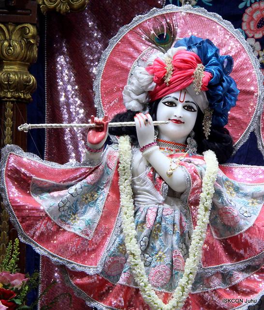 ISKCON Juhu Mangal Deity Dasharn 24th Oct 2019