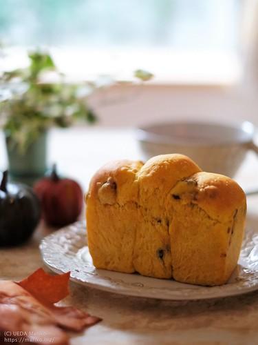 花茶酵母のかぼちゃパン 20191023-DSCT0678 (2)