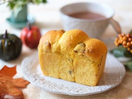 花茶酵母のかぼちゃパン 20191023-DSCT0663 (2)