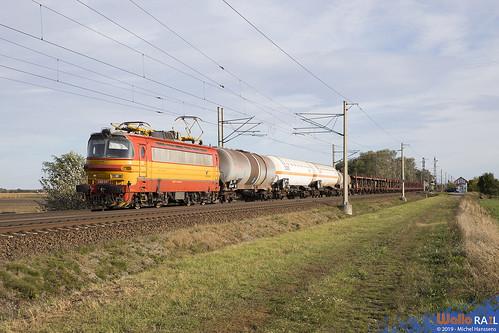 240 061 . ZSK Cargo . Lanžhot . 11.10.19.