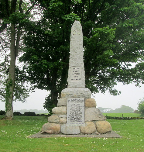 Glasserton War Memorial