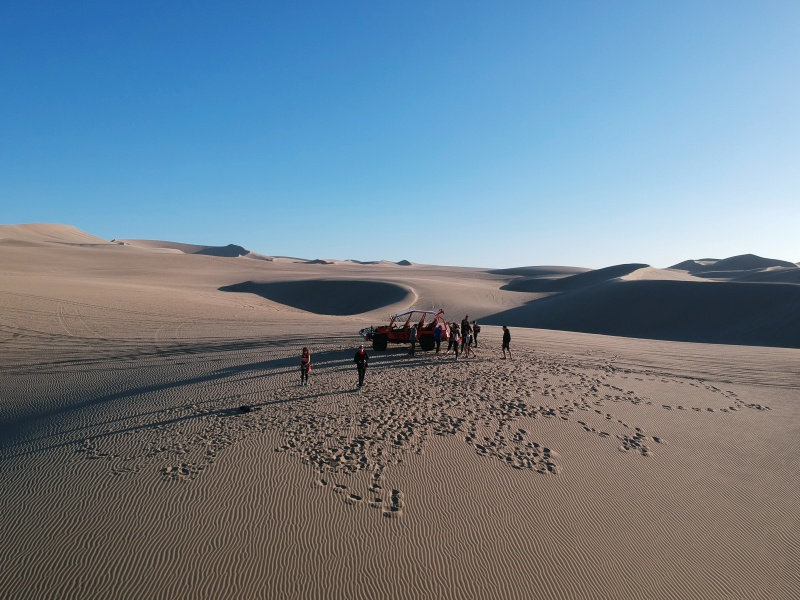 Huacachina buggy tours