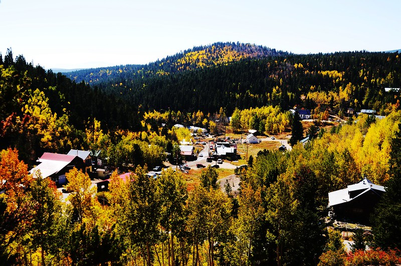 Fall Foliage in Peak to Peak Scenic Byway, Colorado (3)