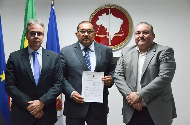 MPPE firma parceria com a Secretaria Estadual de Saúde de Pernambuco pro Programa Fiscalização em Saúde Mental