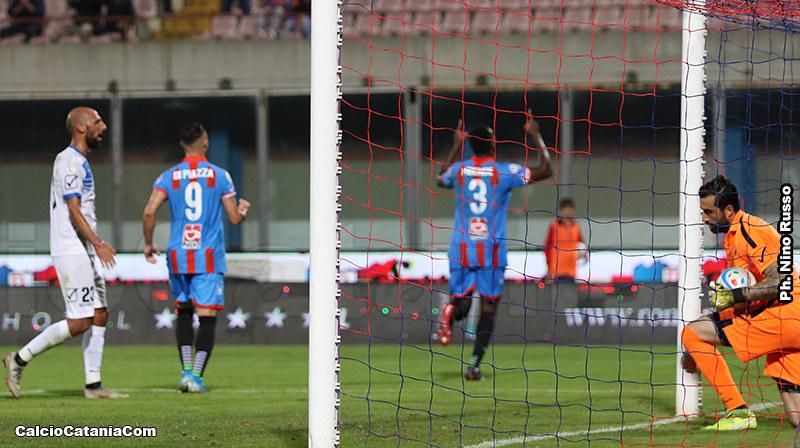Catania-Bisceglie, precedenti: nella scorsa stagione finì 1-1