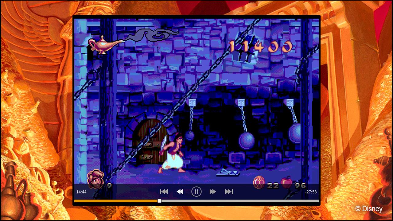 Disney Classics: Aladdin and The Lion King