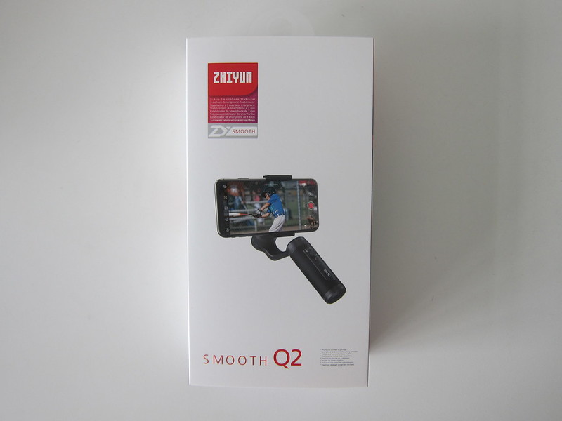 Zhiyun Smooth-Q2 - Box Front