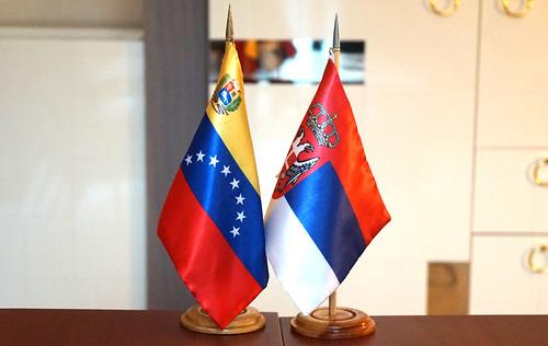 Venezuela y Serbia revisan avances de cooperación bilateral en XVIII Reunión del Mnoal en Azerbaiyán