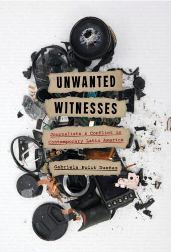 """Capa de """"Unwanted Witnesses""""."""