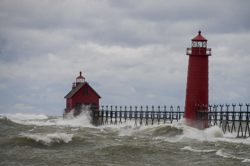 Waves at Grand Haven 110