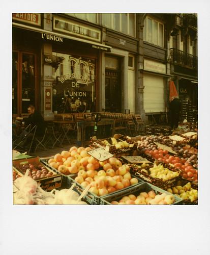 Parvis de Saint-Gilles, Bruxelles