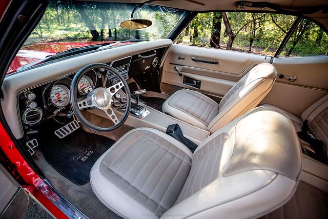 1968 Chevrolet Camaro SS 383