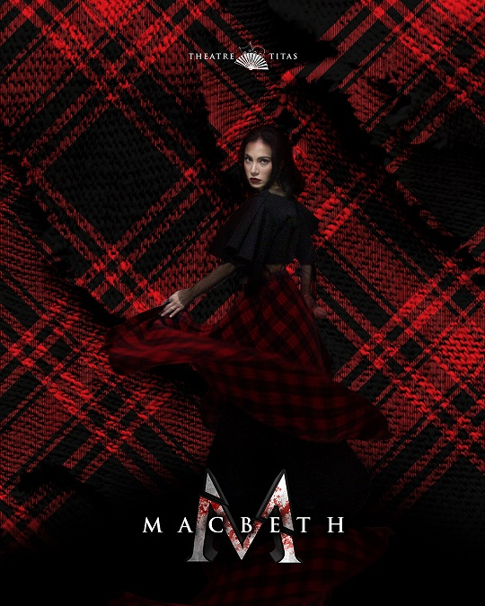 MACBETH 2019 Anne Gauthier Das Neves as LADY MACBETH