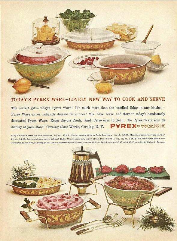 Pyrex 1962