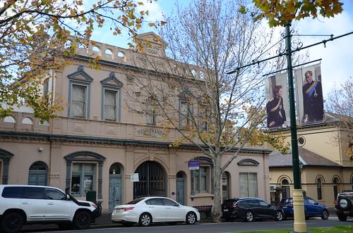 bendigo victoria heritage historic australia architecture temperancehall