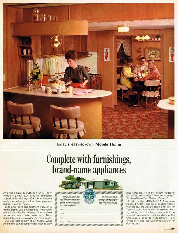 Mobile Home 1965