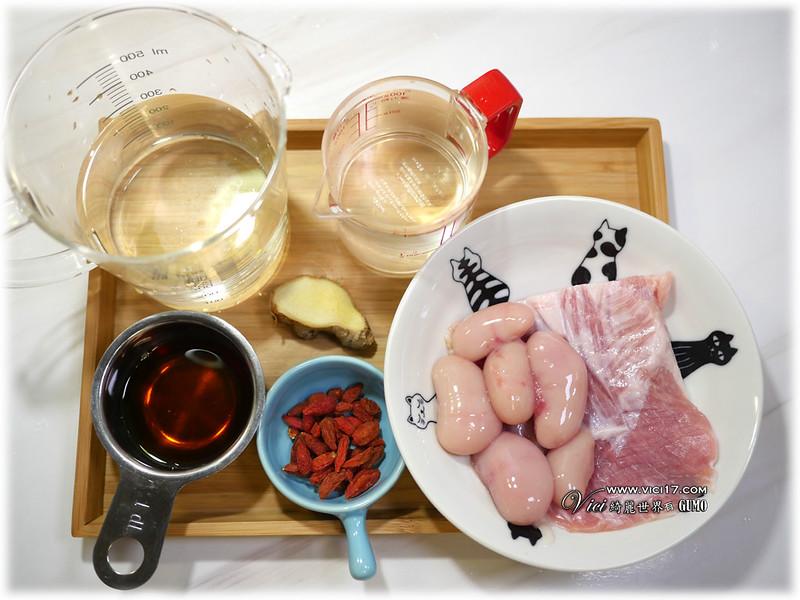 麻油松阪雞胇湯003