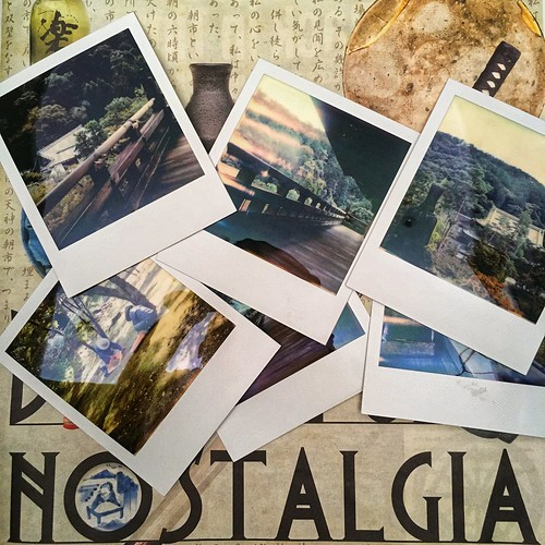 Instant Memories ... Nostalgia ... when your SX70 seems so tired .... | by @necDOT