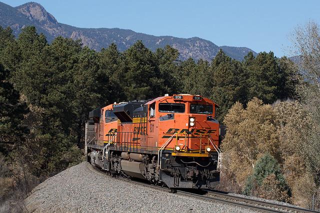 BNSF 9311 Colorado Springs 19 Oct 19