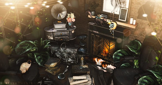 New Post: ∞Forever Twenty One∞ LOTD 757 House of Spells...