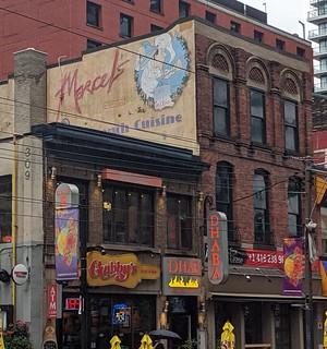 Toronto Ghost Sign