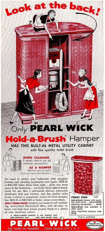 Pearl Wick 1953