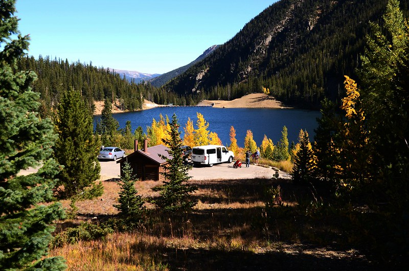 Fall Foliage in Kenosha Pass, Colorado (4)