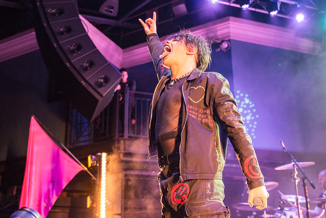 Yungblud @ 9:30 Club, Washington DC, 10/17/2019