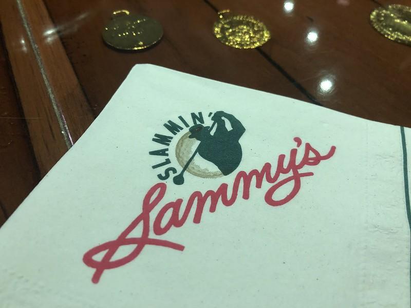 Slammin Sammys