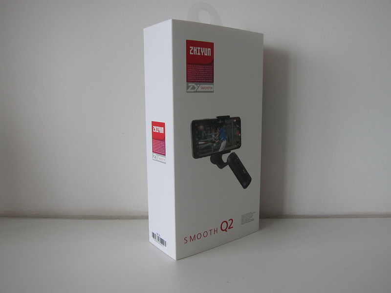 Zhiyun Smooth-Q2 - Box