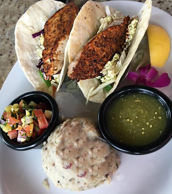 Lava Lava Beach Cub Fish Tacos