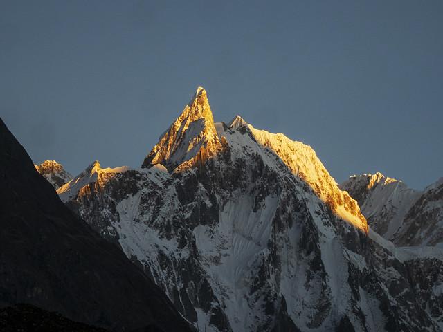 Himlung Nepal Himalaya