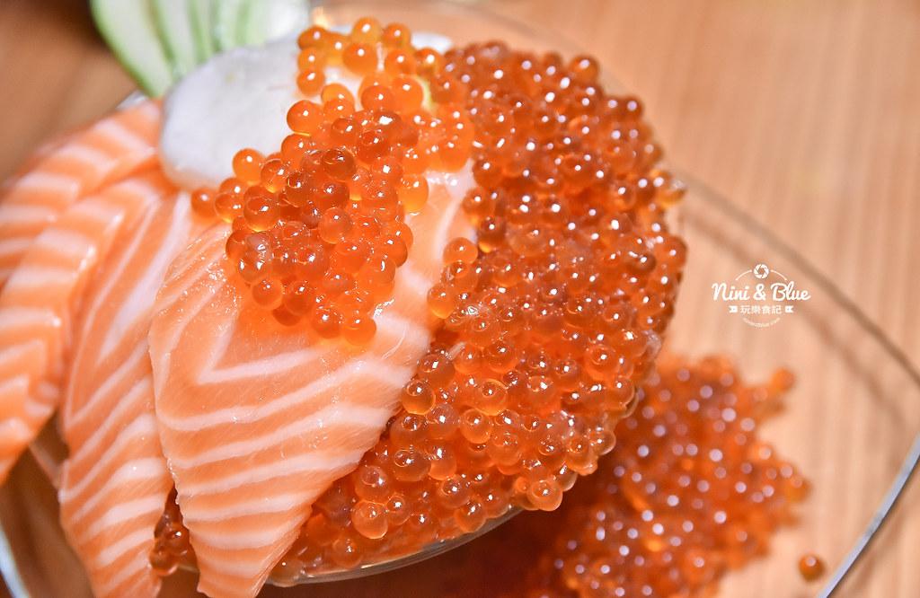 日月水台 日式料理居酒屋 鮭魚卵滿出來08