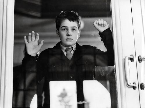 Jean-Pierre Léaud in Les quatre cents coups (1959)