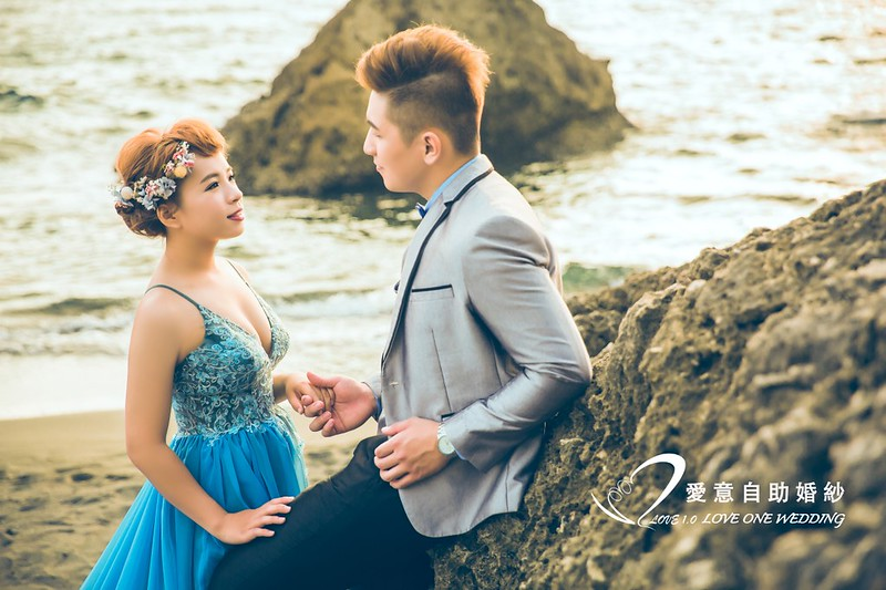 高雄愛意婚紗攝影推薦2118