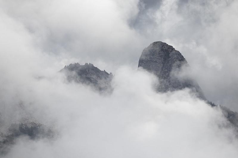 Mt Strachan, 14 Oct 2019