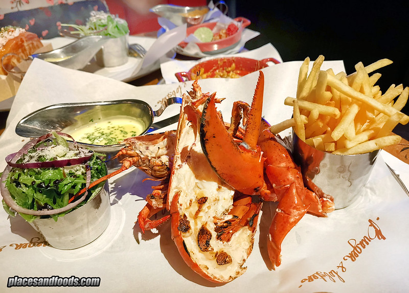burger lobster bangkok